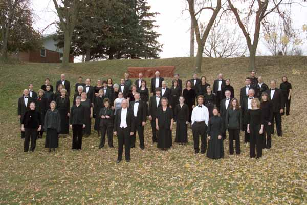 Cherokee Symphony in an outdoor setting